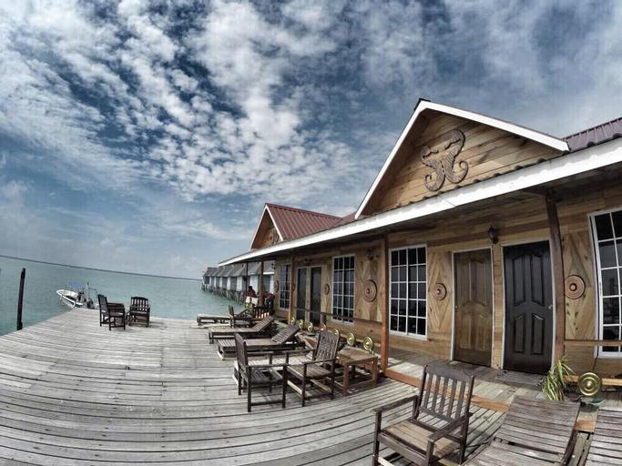 Seahorse Sipadan Scuba Lodge, Semporna