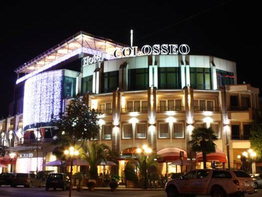 Colosseo Hotel, Shkodrës