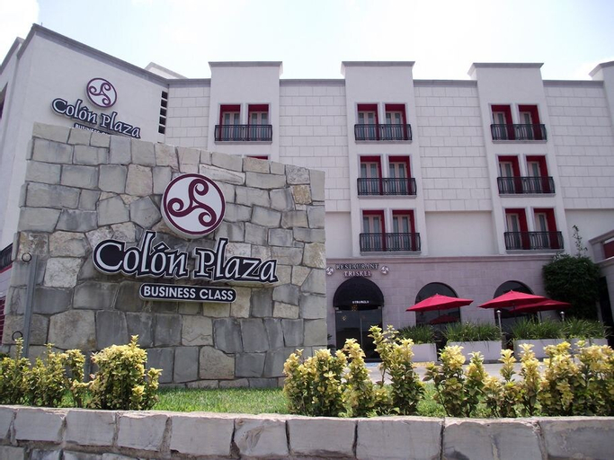 Hotel Colon Plaza Business Class, Nuevo Laredo