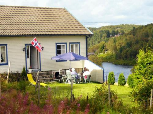 Two-Bedroom Holiday home in Lyngdal 2, Lyngdal
