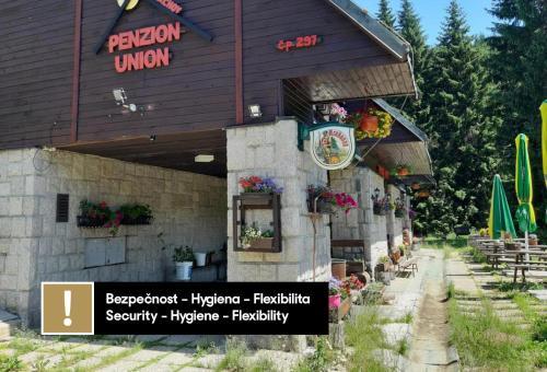 Penzion Union Harrachov, Semily