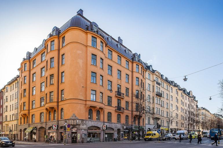 City Hostel, Stockholm
