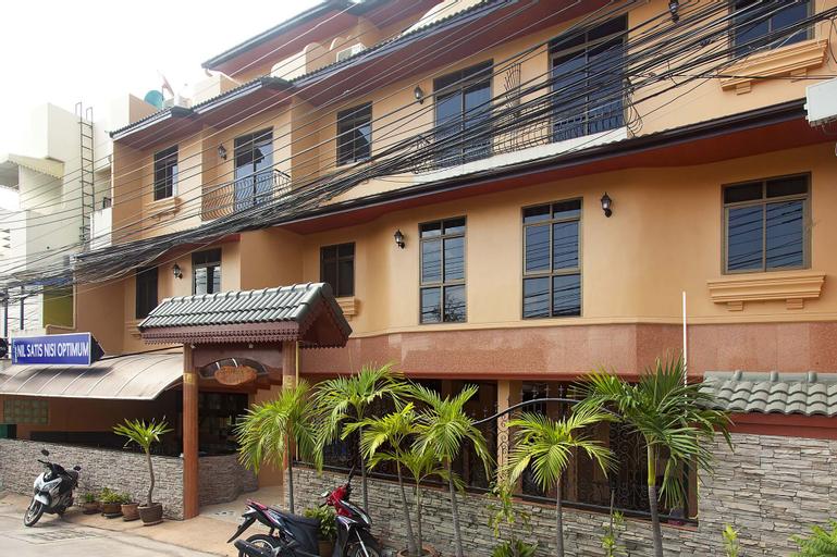 Pattaya Garden Apartments Boutique Hotel, Pattaya