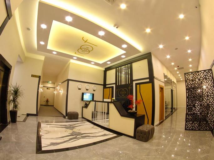Roof 264 Hotel and Suites, Merkez