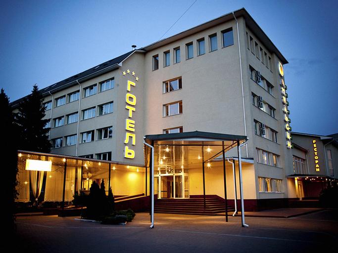 Apelsin Hotel (Pet-friendly), Cherkas'ka