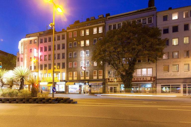 Novum Hotel Plaza Düsseldorf Zentrum, Düsseldorf