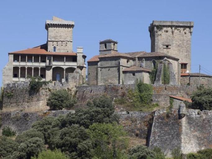 Parador Castillo De Monterrei, Ourense