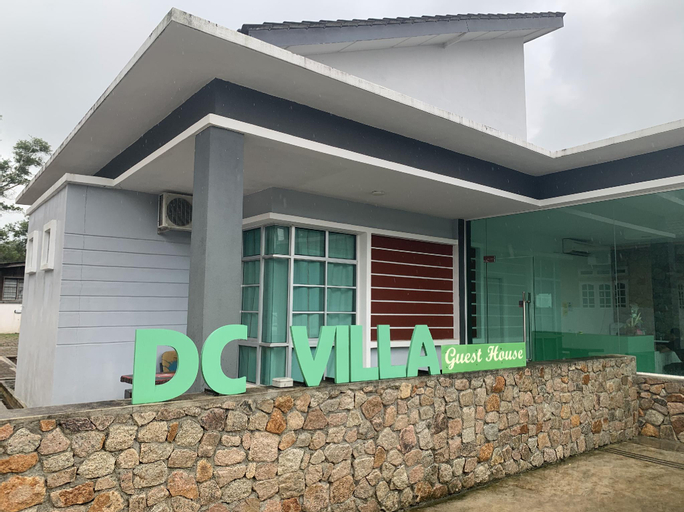 OYO 90005 DC Villa Guest House, Rompin