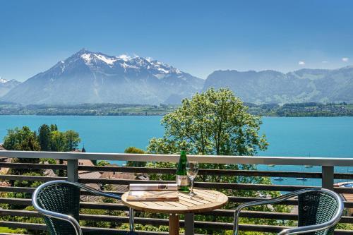 Schonbuhl Hotel & Restaurant Lake Thun, Thun