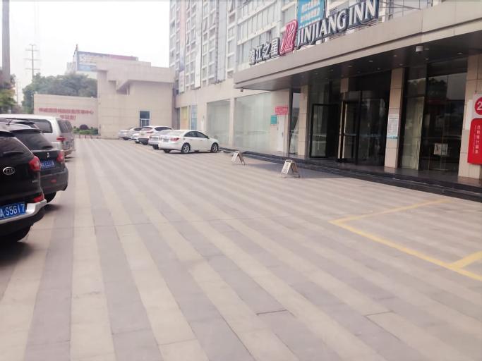 Jinjiang Inn Fuzhou Cangshan Olympic Sports Centre, Fuzhou