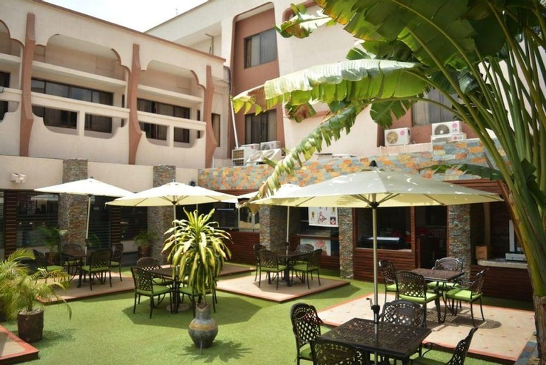 Eusbett Hotel, Sunyani