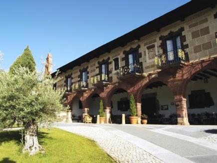 Hotel Monumento Pazo do Castro, Ourense