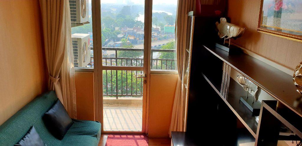 Lake View @Sunter 2BR free Wifi & Netflix, Jakarta Utara
