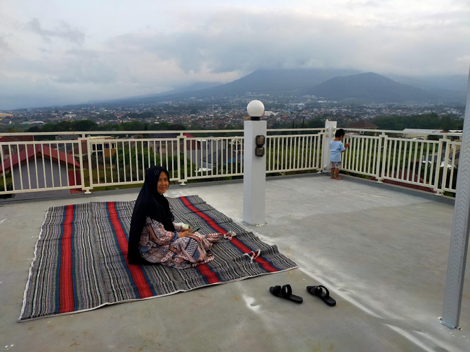 Villa bungas, Malang