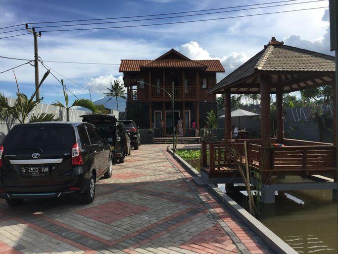 Villa Arjuna Graut, Garut