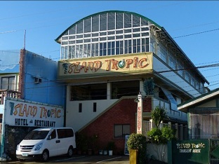 Island Tropic Hotel and Restaurant, Alaminos City
