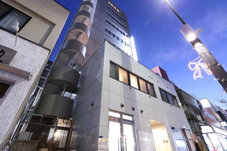 Oak Hotel Edo - Hostel, Sumida