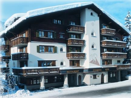 Hotel Steinbock, Prättigau/Davos