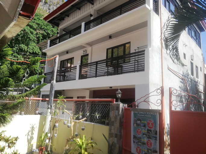 The Only Place Inn - Room 2, El Nido