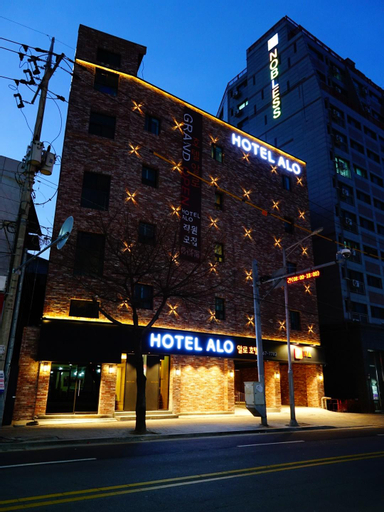 Songtan Alo Hotel, Pyeongtaek