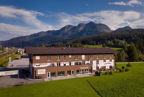 Fairhotel Hochfilzen, Kitzbühel