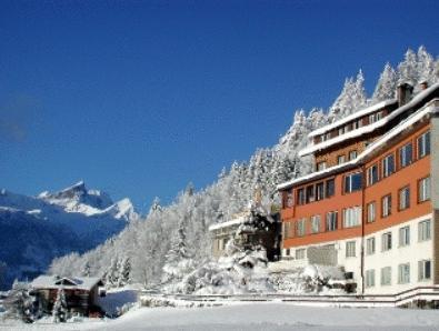 Hotel Gletscherblick, Oberhasli