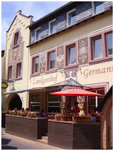 Landgasthof Germania, Rheingau-Taunus-Kreis