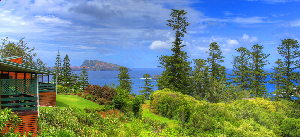 Endeavour Lodge, Norfolk Island