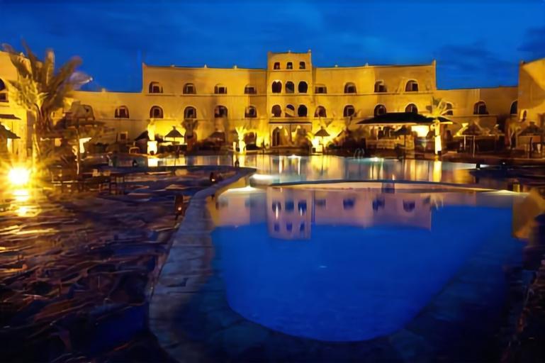 Kasbah Hotel Chergui, Errachidia