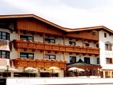 Hotel Sonneck, Kitzbühel