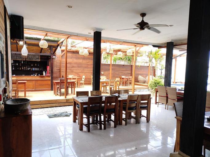 Standard Double Room 3 @ Linda Beach Resort, Klungkung