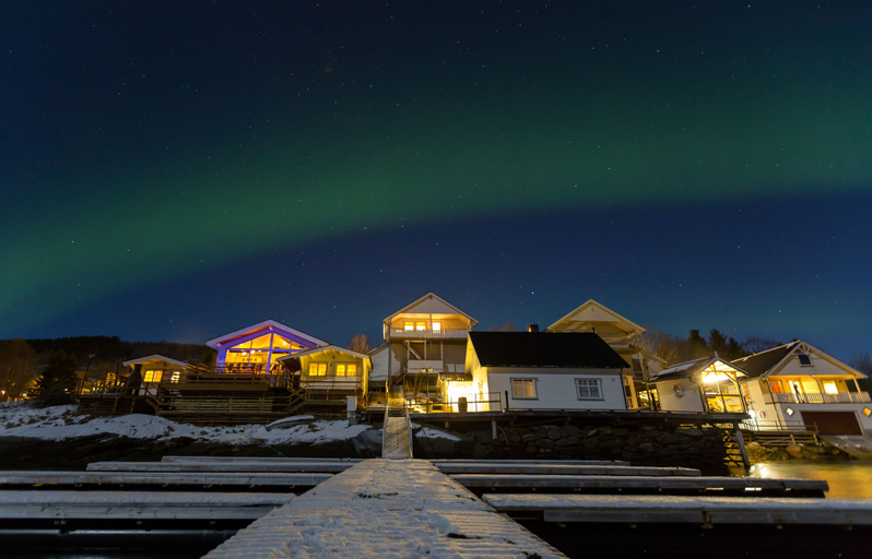 Furoy Fishingcamp and Hotel Apartments, Sørreisa