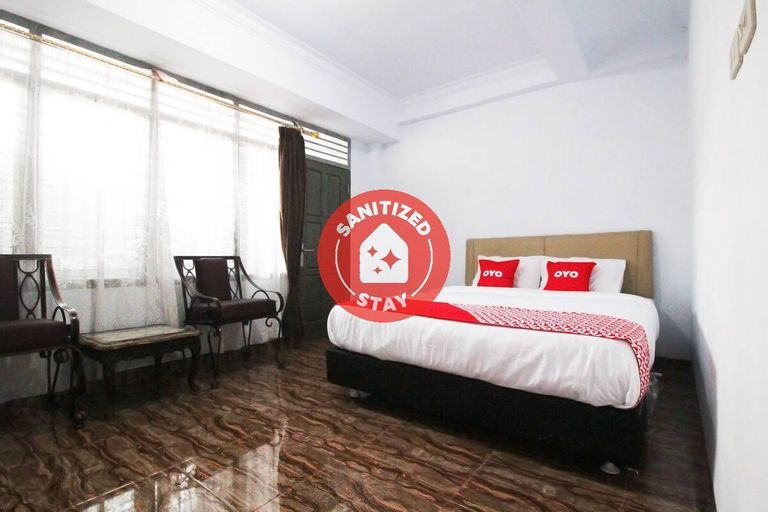 OYO 2176 Amanah Syariah Residence, Bandar Lampung
