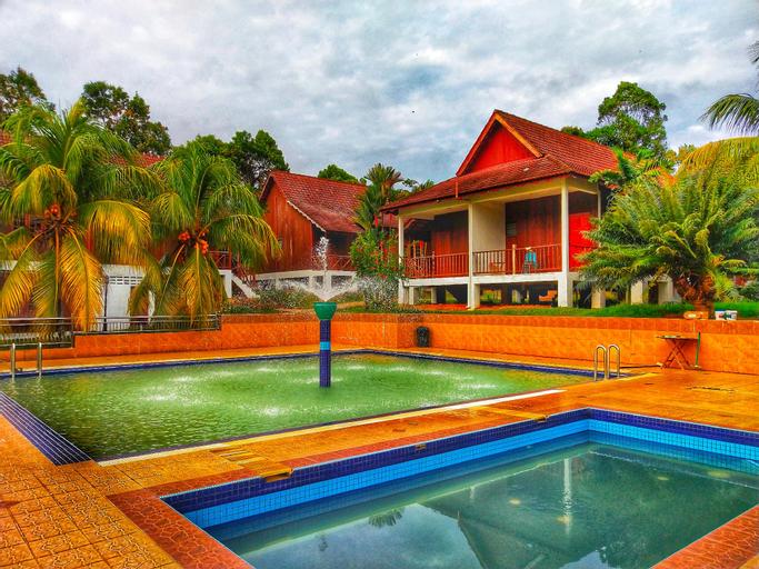 Amazing Wood Made Chalet @TamanNegara Pahang., Jerantut