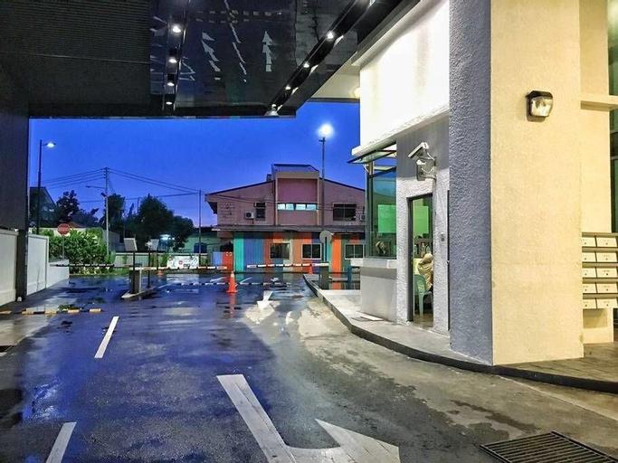 Koohen Co LA2, Penampang