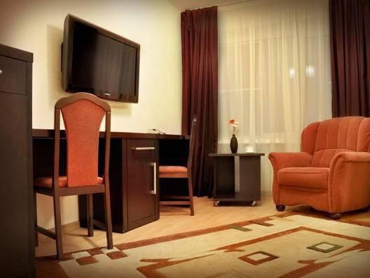 Hotel Orbital (TSIPK), Borovskiy rayon