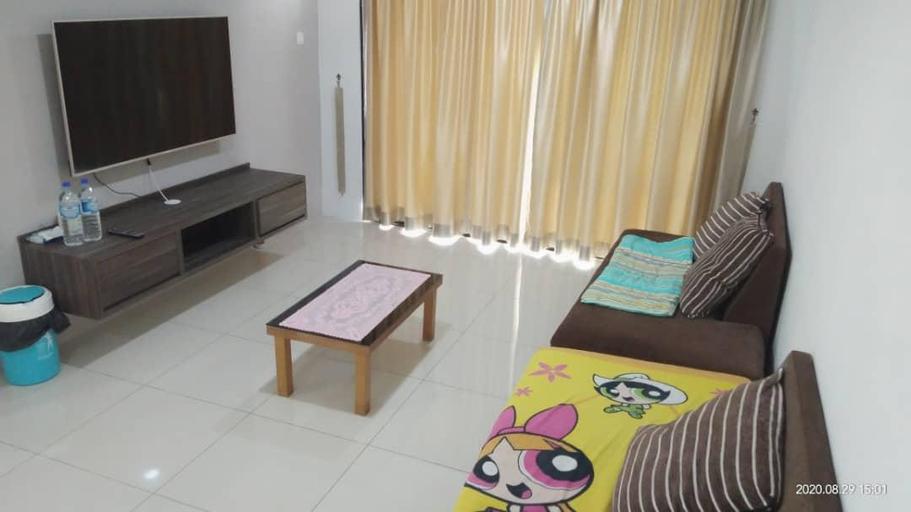 CONDO HOMESTAY @ 7TH FLOOR with 4 bedrooms, Kinta