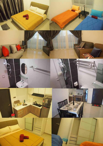COMFY CONDOSTAY @ MAJESTIC with 2 bedrooms, Kinta