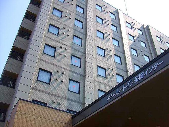 Hotel Route-Inn Nagaoka Inter, Nagaoka