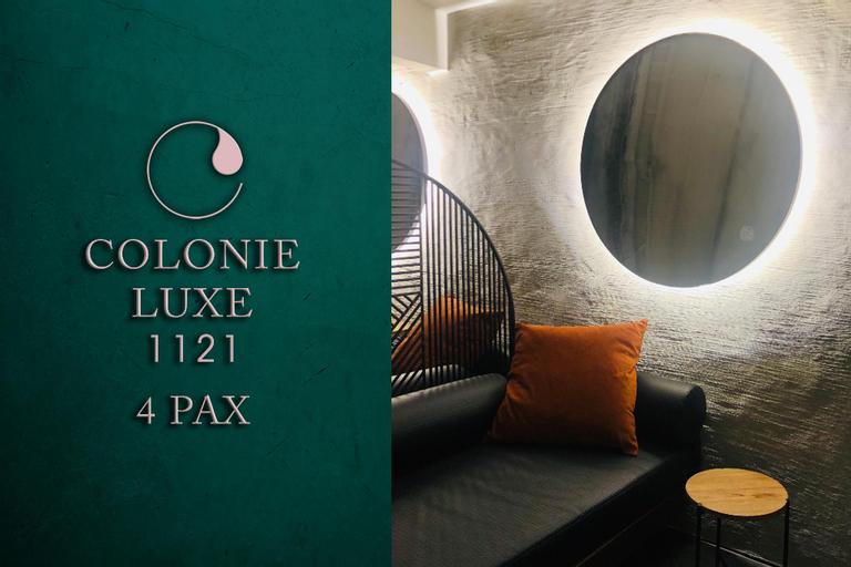 Colonie Luxe 1121 - 4 pax, Raub