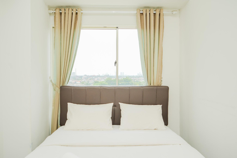 Cozy and Simple 1BR Apartment at Scientia Residence By Travelio, Tangerang
