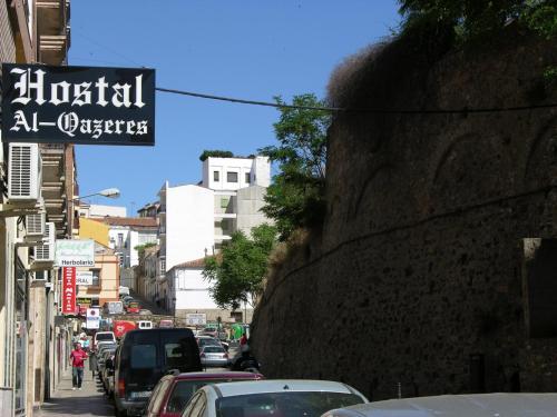 Hostal Al-Qazeres, Cáceres