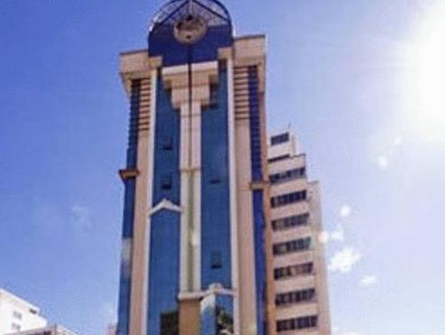 Pan American Hotel, Pedro Domingo Murillo