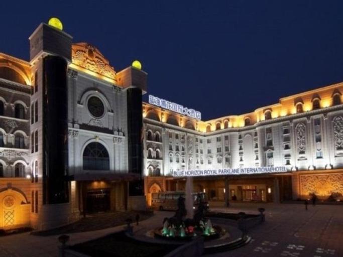 Blue Horizon International Hotel, Shanghai