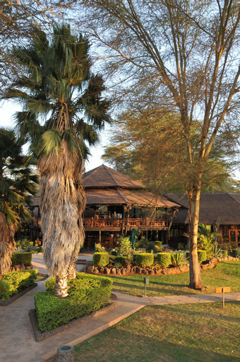 Ol Tukai Lodge Amboseli, Kajiado South