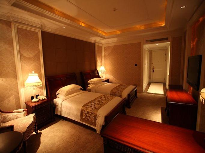 GreenTree Inn Shandong Yantai Fushan District Yongda Street Express Hotel, Yantai