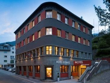 Hotel Donatz, Maloja