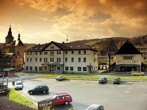 Hotel Krakonos, Semily
