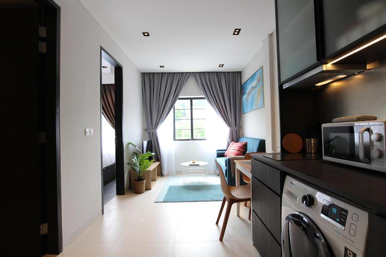 ST Residences Tiong Bahru, Singapore River