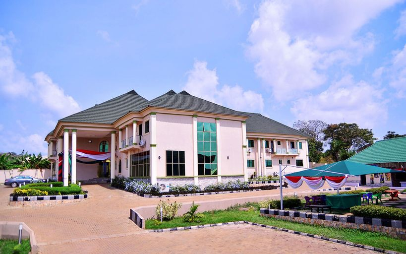 AL-BA Royal Hotel & Suites, Akure South